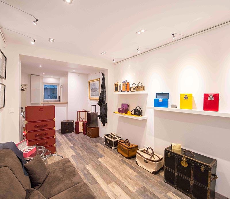 Boutique - Showroom
